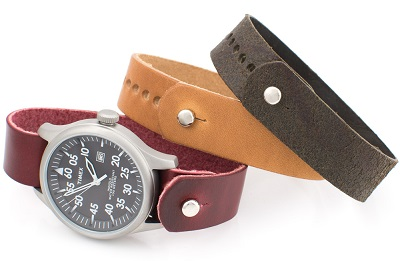 F.F.F. Button Stud Limited Timex Sets | 10 Worthy Watches Under $ 100 on Dappered.com
