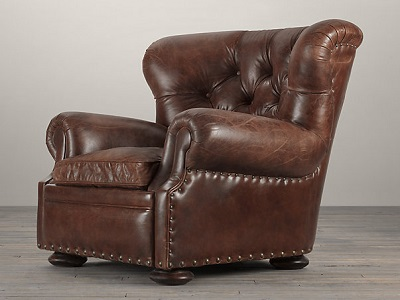 Best Piece of Furniture to Expire in: R.H. Churchill Chair | The Best in Affordable Style from the Month that Was – Aug. '15 on Dappered.com