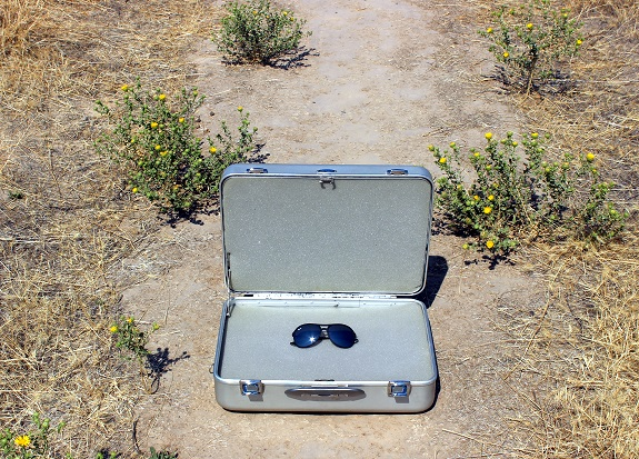 Worst Carrying Case for a Pair of Sunglasses: Zero Halliburton Attache | The Best in Affordable Style from the Month that Was – Aug. '15 on Dappered.com