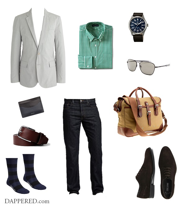 Style Scenario: The First Day it Cools Off | Dappered.com