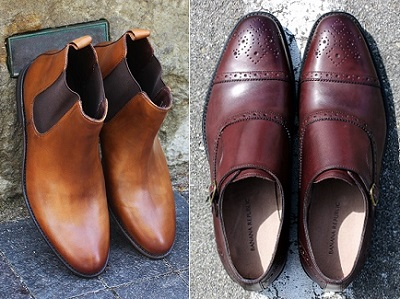 Best Affordable Shoe Comeback: Banana Republic | Best of the Month on Dappered.com