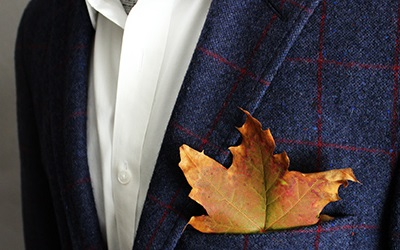 Most Welcomed Style Aspect of Fall: It's Sportcoat Season | Best of the Month on Dappered.com
