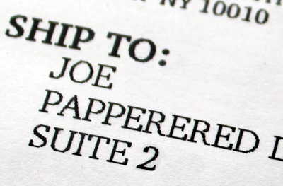 Worst Misspelling of this Website's name: PAPPERERED | Best of the Month on Dappered.com