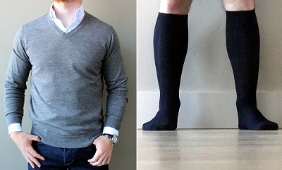 Most sound fabric advice: Wool > Cotton. | Best of the Month on Dappered.com