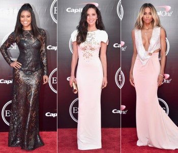 Check Out The Best Looks From The 2016 ESPY Awards Red Carpet