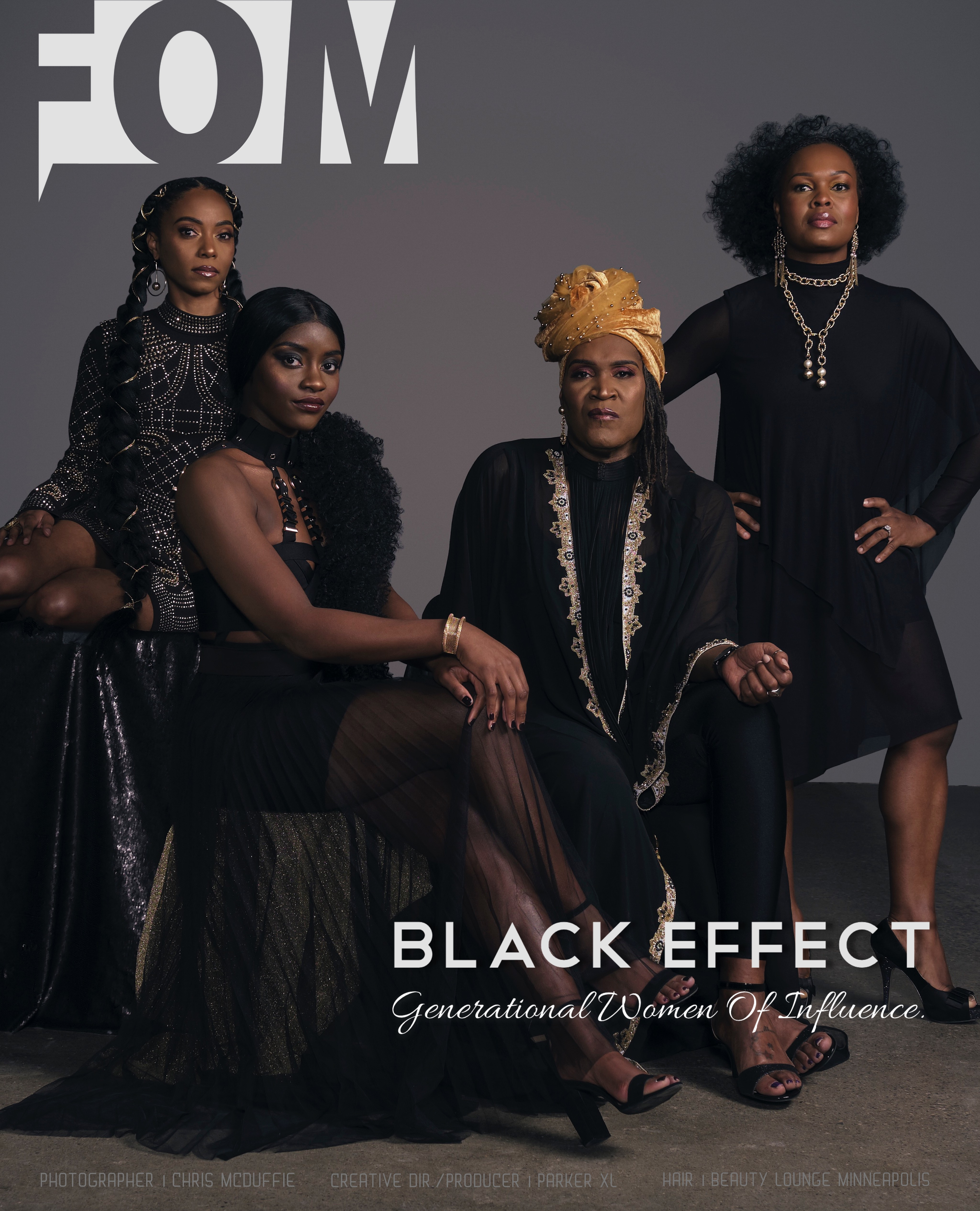 Back To Black 2019; Women Of Generational Influence